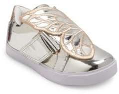 Sophia Webster Baby's, Toddler's& Kid's Mini Bibi Low-Top Leather Sneakers