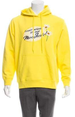 Marc Jacobs x Ava Nirui Embroidered Pullover Hoodie w/ Tags