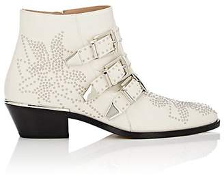 Chloé Women's Susanna Leather Ankle Boots