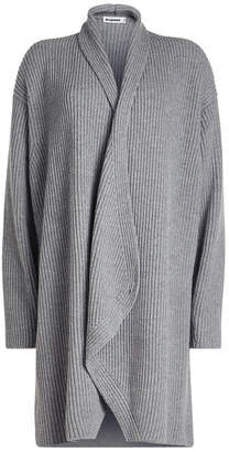 Jil Sander Cardigan in Wool and Cashmere
