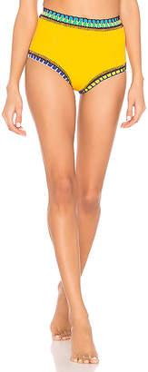 Kiini Ro High Waisted Bikini Bottom