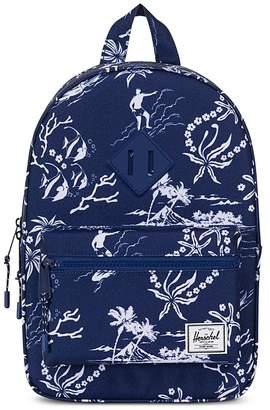 Herschel Unisex Tropical Island Heritage Youth Backpack