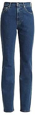 Helmut Lang Women's Femme High-Rise Bootcut Jeans