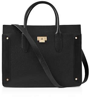 Reiss Marley Leather Tote