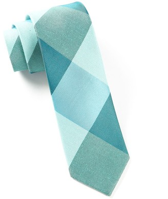 The Tie Bar Bison Plaid
