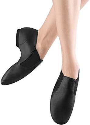 Bloch Dance Girl's Elasta Bootie Jazz Shoe