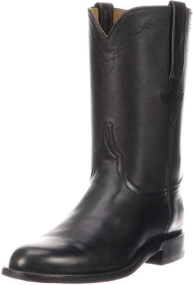 Lucchese Men's Bannock Leather Cowboy Boots