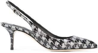 Dolce & Gabbana 'Belluci' slingback pumps