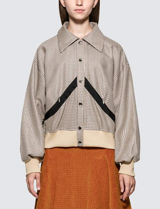 Aalto Check Short Jacket