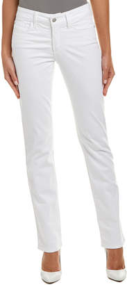 NYDJ Marilyn Optic White Straight Leg