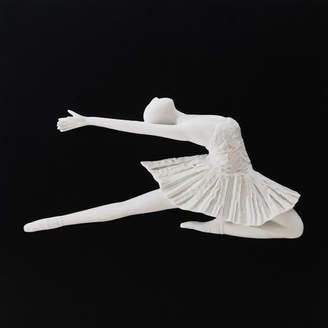 Ballerina Jumping Ornament