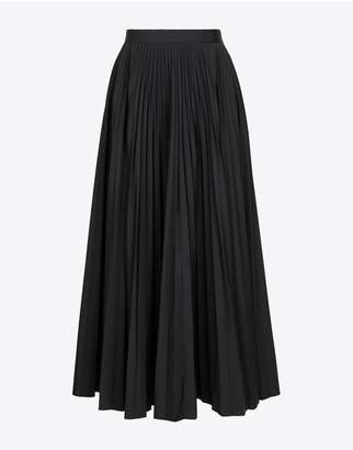 Maison Margiela Long Pleated Skirt