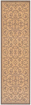 Couristan Veranda Indoor/Outdoor Runner Rug