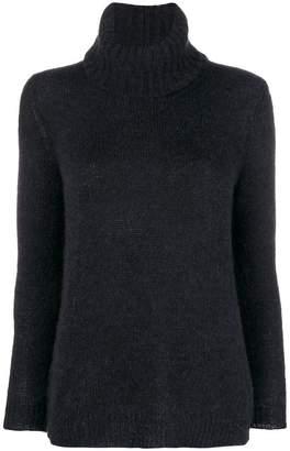 Blugirl roll neck sweater