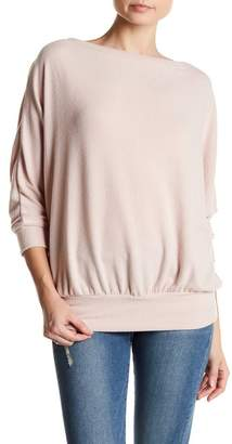 Melrose and Market Cozy Lightweight Fleece Sweatshirt (Regular & Petite)