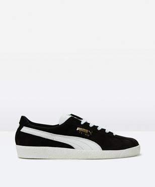Puma Te Ku Prime Black White Shoe
