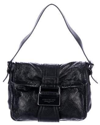 Givenchy Metallic Flap Handle Bag