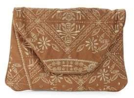 Antik Batik Embroidered Crossbody Bag