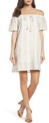 Greylin Joslyn Off the Shoulder Dress