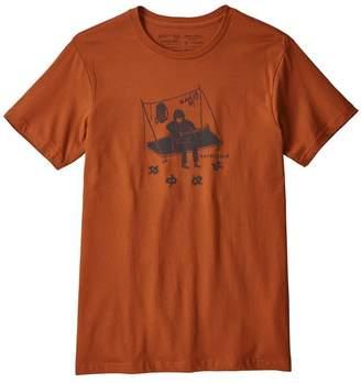 Patagonia Men's Portaledge Concert Organic Cotton T-Shirt