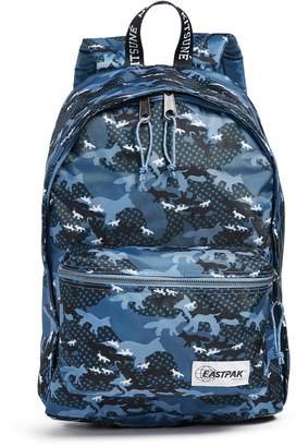 MAISON KITSUNÉ x Eastpak Back To Work Backpack