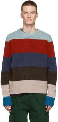 Acne Studios Multicolor Striped Kai Sweater