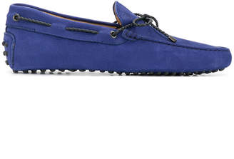 Tod's classic style boat shoes