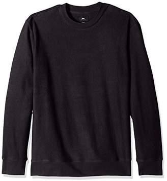 Obey Men's Prospect Crew Neck Fleece Ii Sweatshirt