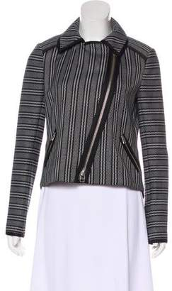 Veronica Beard Structured Long Sleeve Jacket