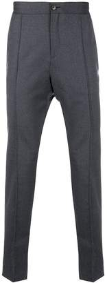 Ermenegildo Zegna tapered trousers