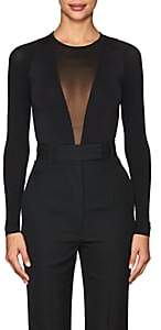 Wolford Women's Sleek String Bodysuit - Black