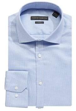 Vince Camuto Slim-Fit Printed Dress Shirt