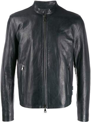 John Varvatos moto jacket