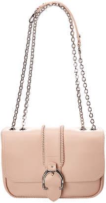 Longchamp Amazone Leather Shoulder Bag