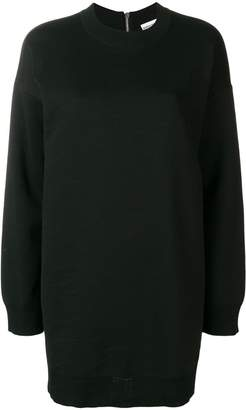 Paco Rabanne zip detail jumper