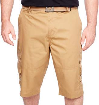 Ecko Unlimited Unltd Twill Cargo Shorts Big and Tall
