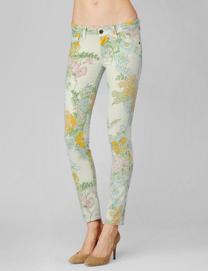 Paige Verdugo Ankle - Flea Market Floral