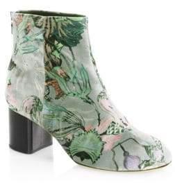 Rag & Bone Drea Velvet Ankle Boots