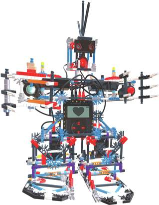 Lego K'nex K'NEX Education Robotics Building System Set.