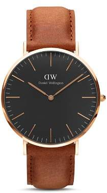 Daniel Wellington Classic Watch, 40mm