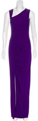 Michael Kors Ruched Maxi Dress