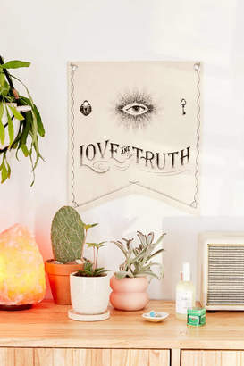 Love And Truth Tapestry