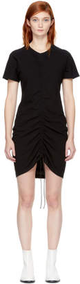 Alexander Wang Black High Twist Dress