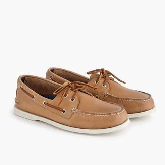 J.Crew Sperry® for Authentic Original 2-eye boat shoes in leather