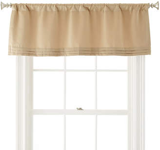 JCPenney JCP HOME Home Rod-Pocket Tailored Valance