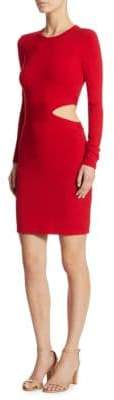 Elizabeth and James Railey Cutout Sheath Dress