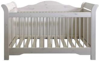 Camilla And Marc Steens 98.4 x 156 x 76.4 cm Lotta Cot Bed with Whitewash