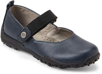 Nina Toddler Girls) Navy Juliette Mary Jane Shoes