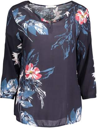 Co Betty & Floral Print Tunic