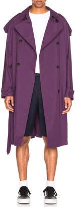 Raf Simons Trench Coat